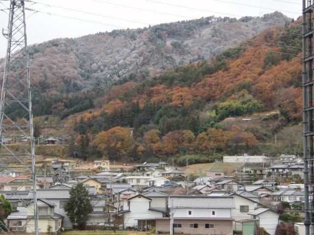 霜ふり 山 1187