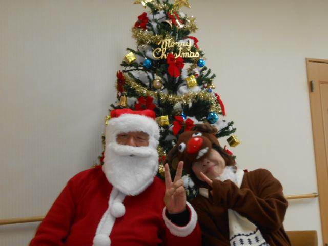 2014年12月22日クリスマス会②
