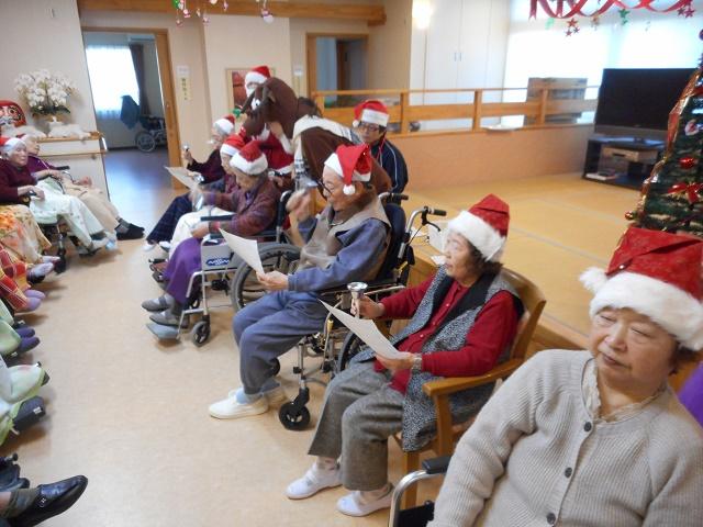 平成29年12月クリスマス会④