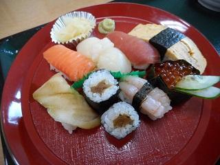 令和3年3月寿司イベント